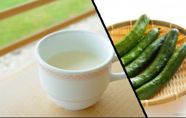 きゅうりスープ